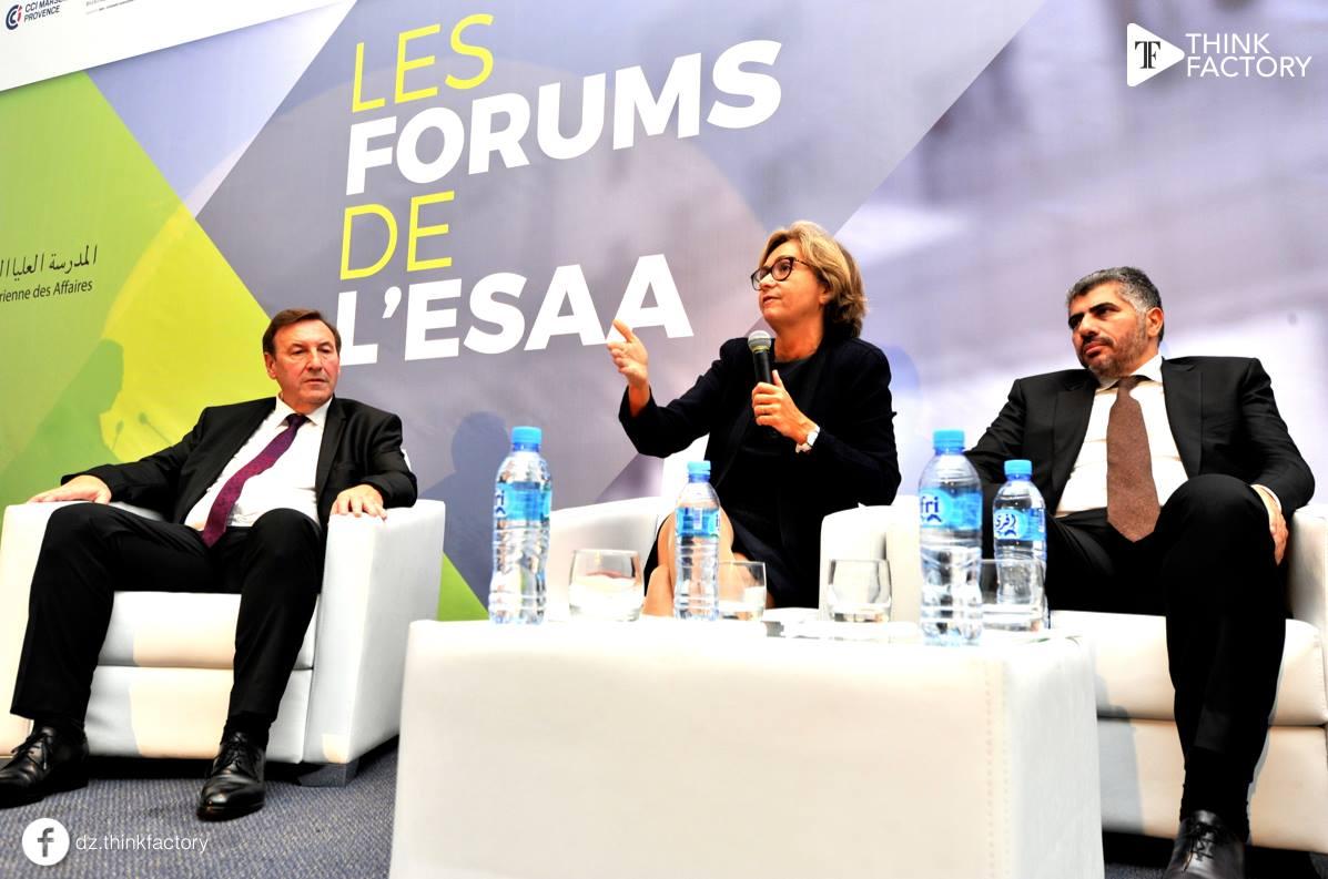 Les FORUMS DE L'ESAA