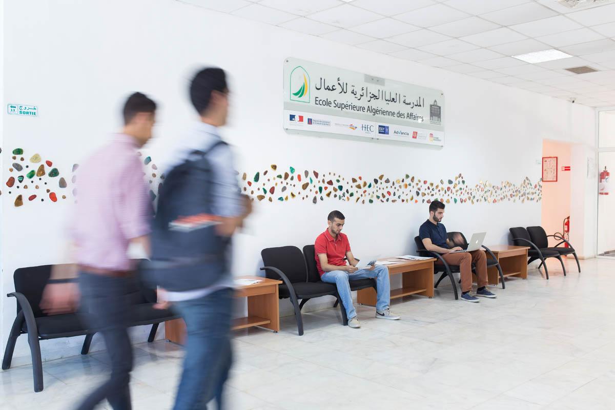École Supérieure Algérienne des Affaires ESAA