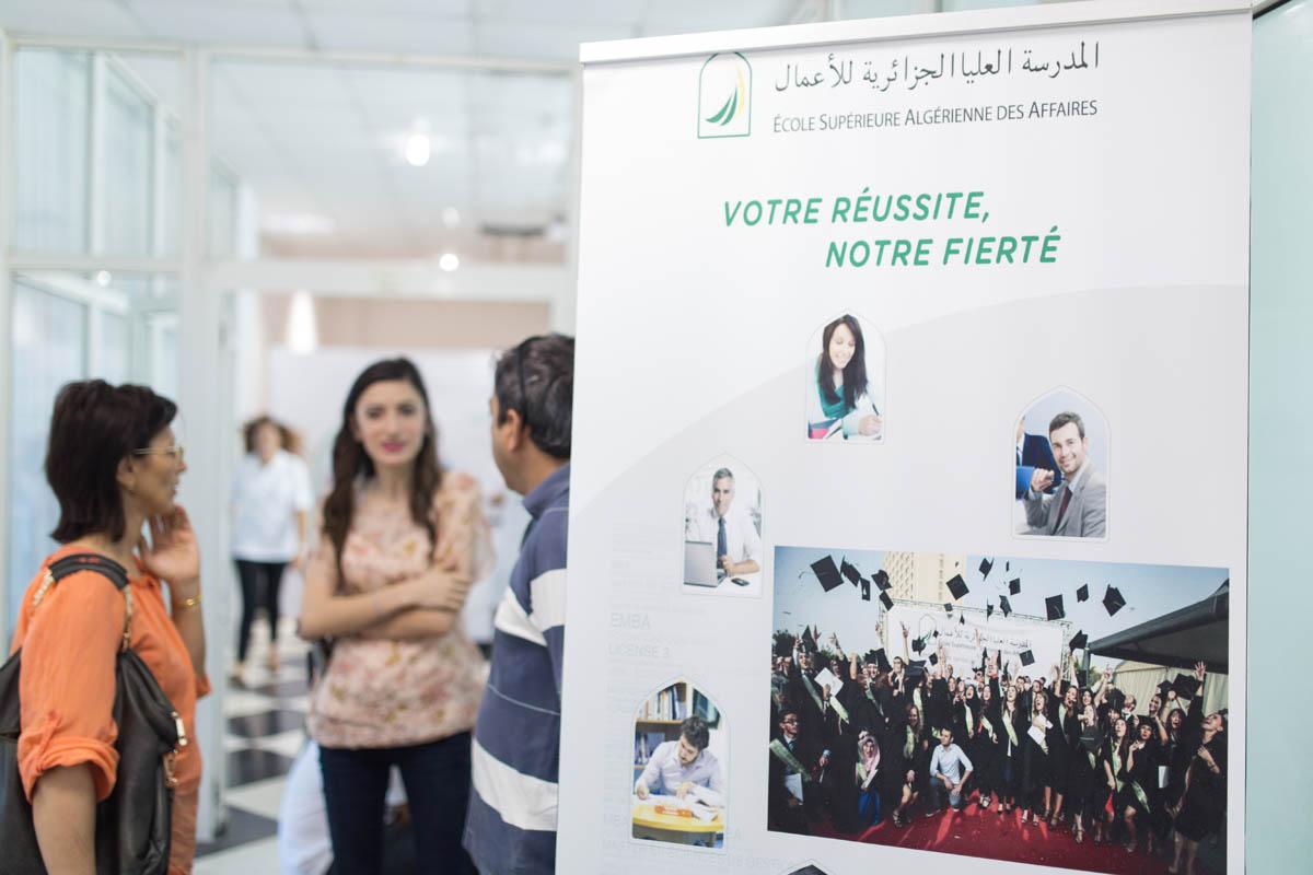École Supérieure Algérienne des Affaires