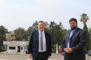 Patrick Micheletti et Karim Djerboa