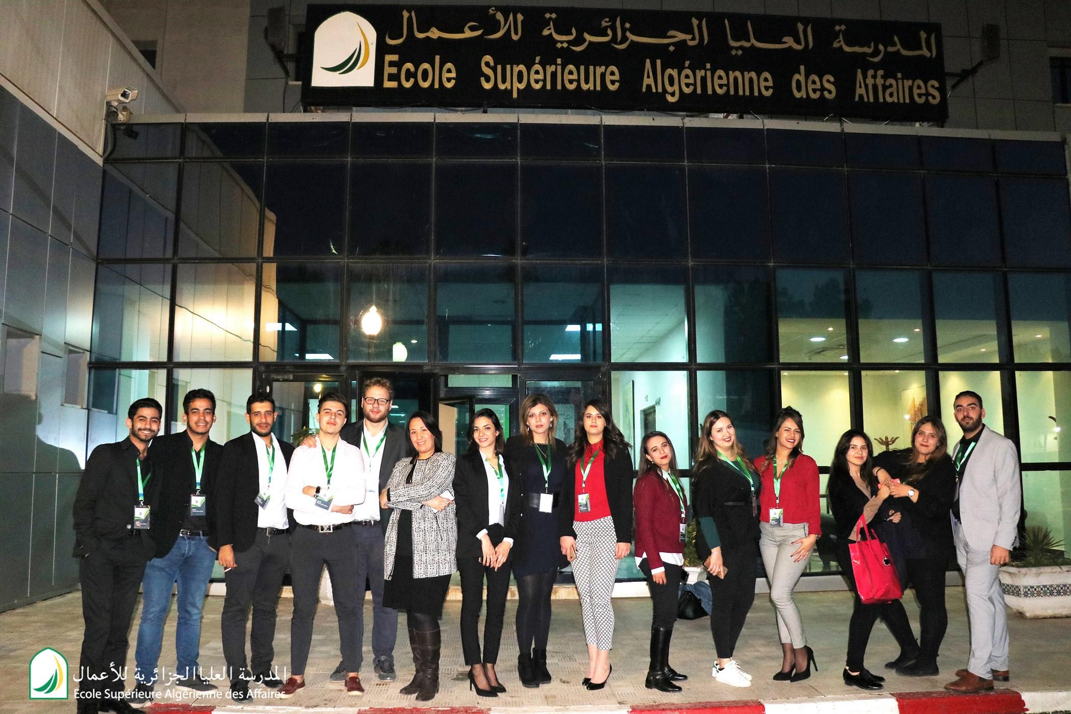 Forum des stages ESAA