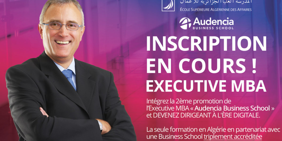 Executive MBA ESAA
